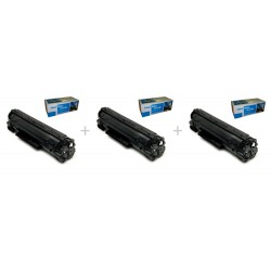 SET 3 BUC. HP CE285A/ CB435A/ CB436A SMART INK UNIVERSAL