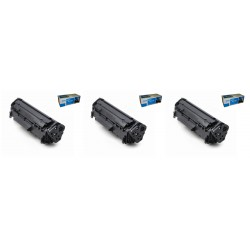 SET 3 BUC. CANON CRG-703/ FX-9 / FX-10 SMART INK UNIVERSAL