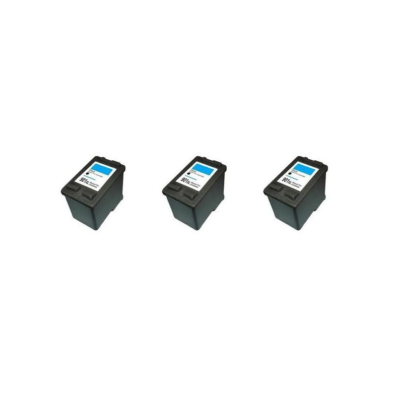 SET 3 BUC. HP 901 XL SMART INK SMART (HP CC654AE)