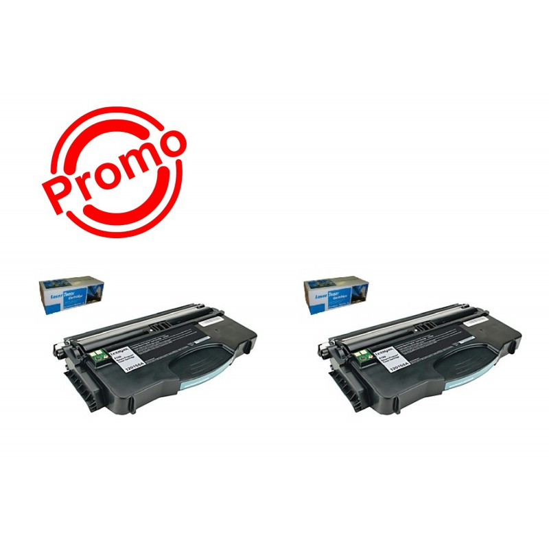 SET 2 BUC. X Cartus SMART INK LEXMARK E120