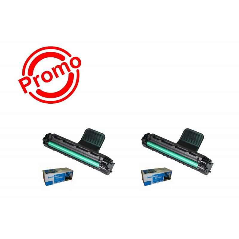 SET 2 BUC. X Cartus UNIVERSAL SMART INK SAMSUNG ML1610/ 2010, SCX4321/4521, Xerox 3117/ 3125, Dell 1100/ 1110