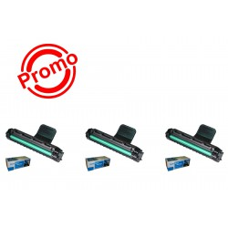SET 3 BUC. X Cartus UNIVERSAL SMART INK SAMSUNG ML1610/ 2010, SCX4321/4521, Xerox 3117/ 3125, Dell 1100/ 1110