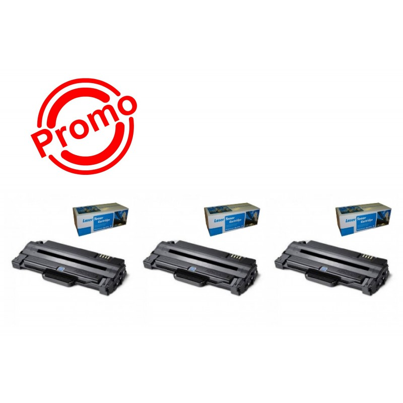 SET 3 BUC. X Cartus SMART INK SAMSUNG MLT-D105L / 1052L/ 1053L