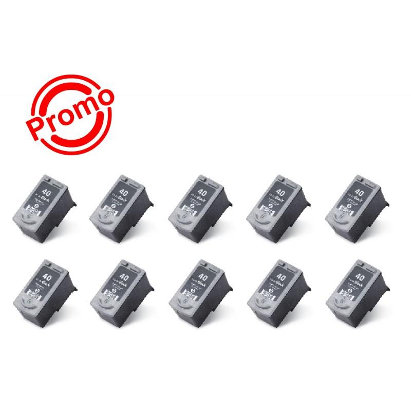 SET 10 BUC. X Cartus SMART INK CANON PG-40