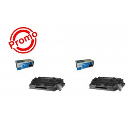 SET 2 BUC. X Cartus SMART INK HP CE505X / 05X