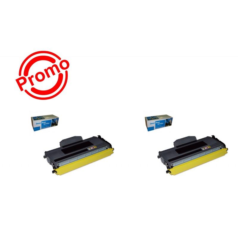 SET 2 BUC. X Cartus SMART INK BROTHER  TN2120/ TN360/ TN2150