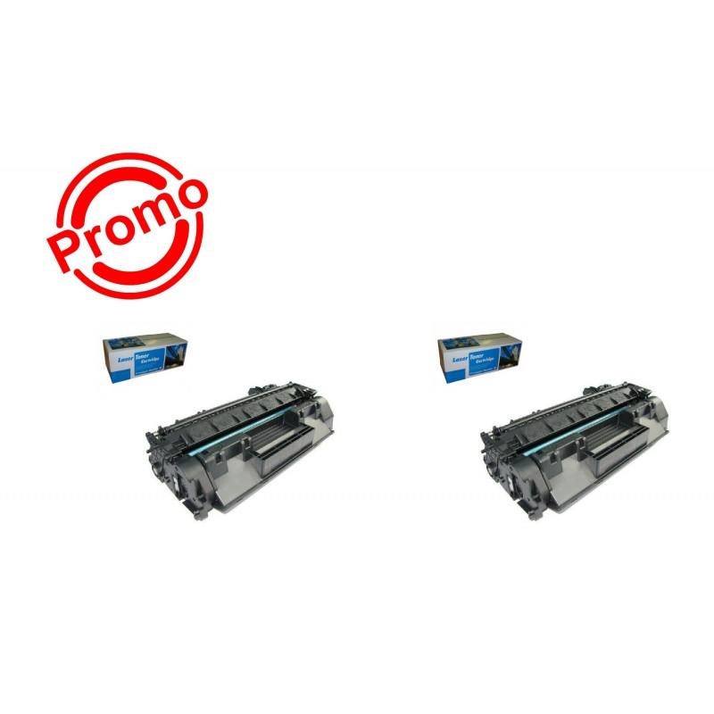 SET 2 BUC. X Cartus SMART  HP CE505A / 05A