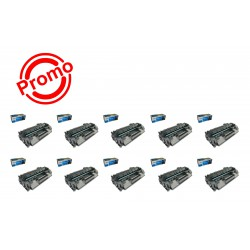 SET 10 BUC. X Cartus SMART  HP CE505A / 05A