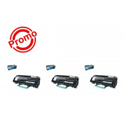 SET 3 BUC. X Cartus SMART  LEXMARK X264/ X363/ X364