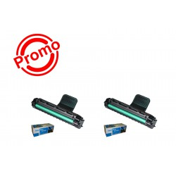 SET 2 BUC. X Cartus UNIVERSAL SMART INK SAMSUNG ML1610/ 2010, SCX4321/4521, Xerox 3117/ 3125, Dell 1100/ 1110