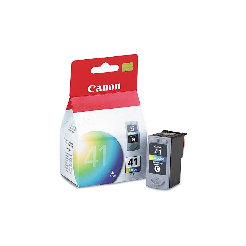 Cartus ORIGINAL CANON CL-41